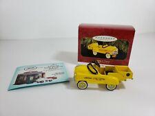1997 Hallmark Murray Dump Truck Kiddie Car Classic #4 Collectors Ornament