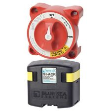 BLUE SEA 7650 SOLENOID/BATTERY DUAL CIRCUIT SYSTEM