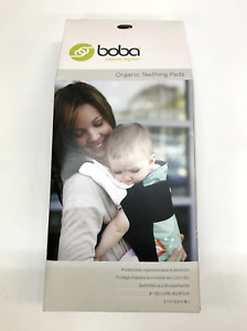 Boba Organic Teething Pads for Baby Carrier. 100% Organic Cotton. Natural color