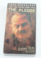 The Pledge Jack Nicholson Sean Penn Crime Thriller Drama VHS Sealed