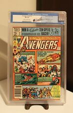 Avengers Annual #10 CGC 5.5 Newsstand signed by Michael Golden - 1st app Rogue