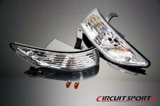 Circuit Sports Front Headlight Corner Lamp For Nissan S13 Silvia