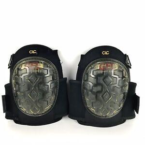 CLC Toolworks Custom Leather Craft Professional Gel Kneepads