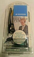 Sennheiser Communications PC121 In Ear Single Sided Headset For PC Or Laptop