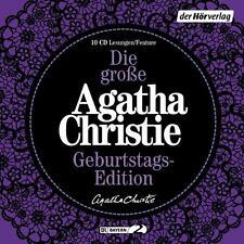 Hörbücher und Hörspiele auf Deutsch-Agatha-Christie Erwachsene