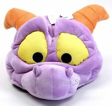NEW Disney Parks Figment the Dragon Adult Plush Hat Cap Costume NWT -Dreamfinder