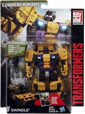 Transformers Generations Combiner Wars Deluxe SWINDLE Bruticus NEW FREE SHIPPING