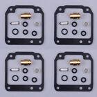 4Set Carburetor Repair Kit Fit For Yamaha FZ600 YX600 Radian FZ600T/TC FZ600U/UC