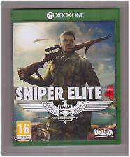 Sniper Elite 4 Italia Xbox One VF