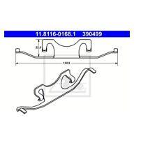 ATE Feder für Bremssattel hinten BMW 5 Touring E39