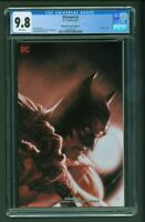 DCeased #2 CGC 9.8 Bulletproof Comics Edition B Gabriele Dell'Otto Cover Variant