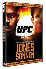 NEW & Sealed UFC 159 - Jones vs. Sonnen DVD (2 Discs) Michael Bisping