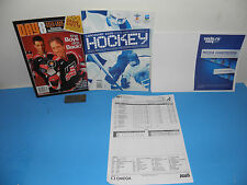Team Canada 2002-2010-2014 Men's Ice Hockey Gold Medal 3 Guide Package