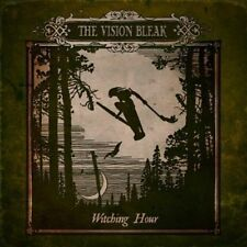The Vision Bleak - Witching Hour CD 2013 jewel case gothic metal Empyrium