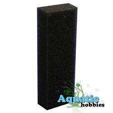 "Eshopps Foam Sponge Wet/Dry Filter 13 .5"" x 4"" x 2.25"" Square Block Large LG"