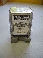 WILKERSON MIGHTY MODULE MM4408, 115VAC, 4.6VA, 60 HZ w/ 6X156E SOCKET