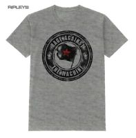 Official T Shirt Rage Against The Machine BULLS On Parade Grey All Sizes