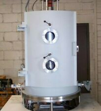 Vacuum Deposition Thin Film Coating Chamber Optical Optics Denton Sj 20