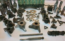 """Large Lot Of Shaper Molding Cutters Tools Etc. - Delta -Ss- Etc. 1/2"""" Arbor Hole"""