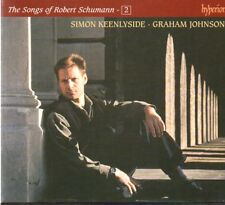 (S6) The Songs of Robert Schumann, Graham Johnson, piano, Hyperion NM
