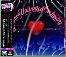 LOVE UNLIMITED ORCHESTRA - THE BEST OF 2018 JAPANESE REMASTERED SHM-CD !
