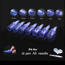 For A6 Dr. Pen Needles Cartridges,Tips For Electric Derma Pen Auto Micro Needle