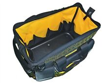Roughneck 16in 400mm wide mouth builders or carpenters tool bag RNKWMTB16