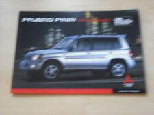 52548) Mitsubishi Pajero Pinin Prospekt 05/2002
