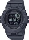 G-Shock GBD800UC-8 Gray Men's Sport Power Trainer Watch Bluetooth