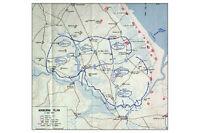 6x4 Gloss Photo wwA64 Normandy Map D-Day US Airbornea