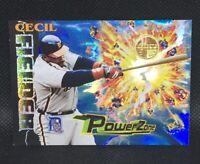 CECIL FIELDER 1995 Topps Stadium Club Power Zone Members Only #PZ5 HOF