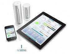 Netatmo Urban Weather Station mit App für Smartphones iPhone iPad Wetterstation