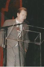 Rare Steve Wariner Candid 4 X 6 Concert Photo