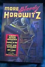 More Bloody Horowitz -Graphic book by Anthony Horowitz (Paperback, 2010)