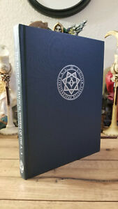 1st Ed - THE MYSTICAL & MAGICAL SYSTEM OF THE A.A. - Occult, Aleister Crowley