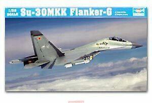 Trumpeter 1/32 02271 Su-30MKK Flanker-G