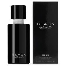 KENNETH COLE BLACK FOR HER EDP SPRAY 3.4 OZ / 100 ML