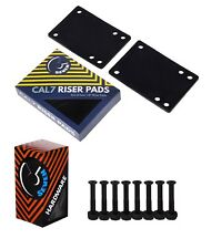 """Cal 7 1.25"""" Hardware + 1/8"""" Riser Pads"""