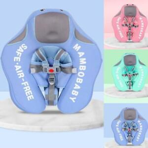 Baby Infant Waist Float Swim Ring Non-inflatable Floats Pool Toys Swim Trainer H