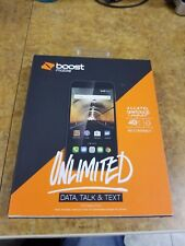 Boost Mobile Alcatel Onetouch Conquest