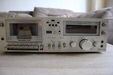 Technics RS-M63, 3 Head Cassette Deck Stereo Kassettendeck
