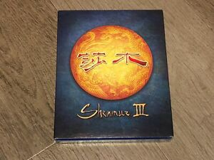 Shenmue III 3 PlayStation 4 PS4 Brand New Factory Sealed