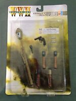 """Dragon 1/6 Scale 12"""" German Soldiers WWII Anti-Tank Weapon Set A 71033 LOOSE"""