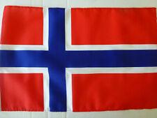 Blechschild Länder Fahne National Flagge Norwegen Norway 20x30 cm Deko  24