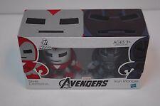 Mini Muggs SILVER CENTURION - IRON MONGER Avengers MIB Hasbro