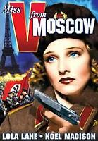 Miss V From Moscow DVD Lola Lane Noel Madison 1942 RARE MOVIE