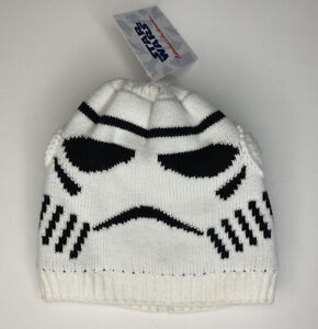 NWT Hanna Andersson Star Wars Storm Tropper Beanie Hat Size M