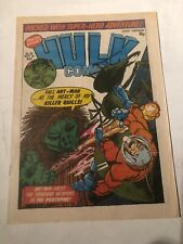 Hulk Comic # 29,1979 Uk -magazine