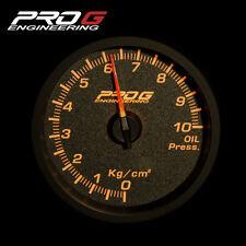 Pro G Race Series RC Gauge - Oil Press kg/cm2 60mm (amber red)