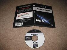 2012 Survival Guide - PC CD-ROM - 2012-Survival-Guide.com
